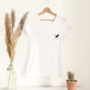 Aux Amours, Citoyennes, T-shirt Coton Bio fabriqué en France